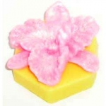 Orchid Flower Soap