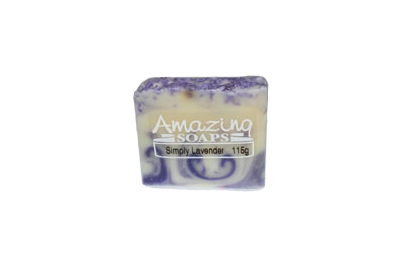 Simply Lavender Soap