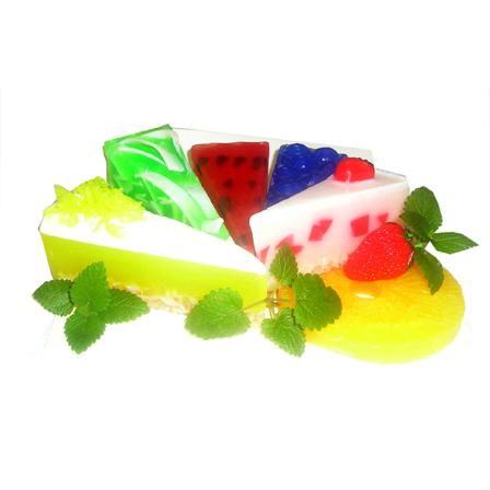 Cake - Gourmet Soaps