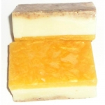 Lemon Myrtle Scrubby Soap