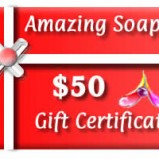 Gift Certificate-50r