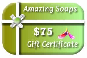 Gift Certificate-75g