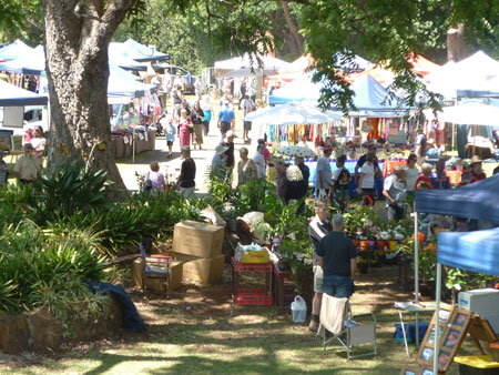 Mt Tamborine Country-Market
